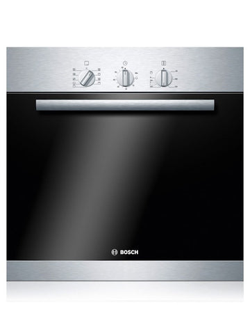 Bosch HBA21B150Z Electric Single Oven Brushed Steel