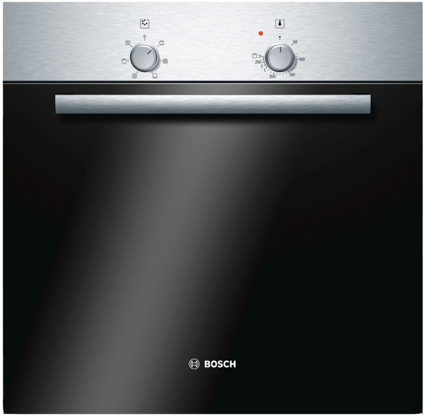 Bosch HBN301E2Q Electric Single Oven Stainless Steel