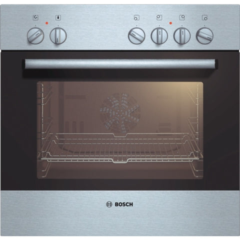 Bosch HEN201E2 Electric Single Oven Stainless Steel