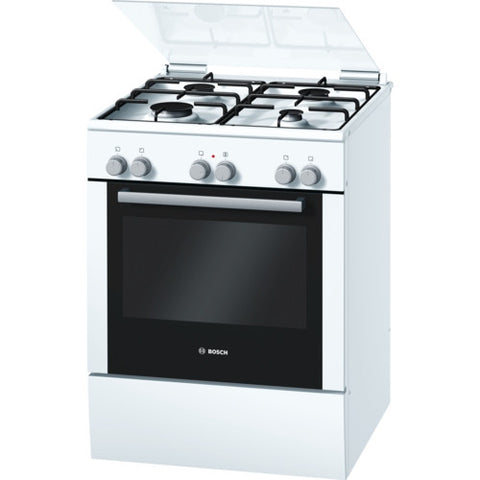 Bosch HGV524322Z Freestanding Combination Cooker White