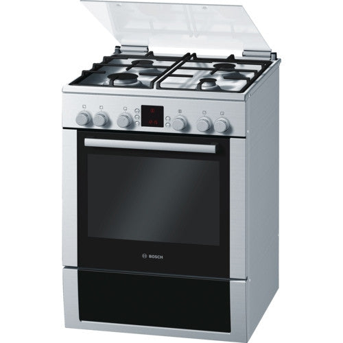 Bosch HGV745359Z 60cm Freestanding Combination Cooker Stainless Steel