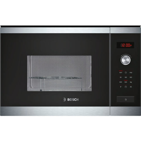 Bosch HMT84G654 Built in Compact Microwave Stainless Steel