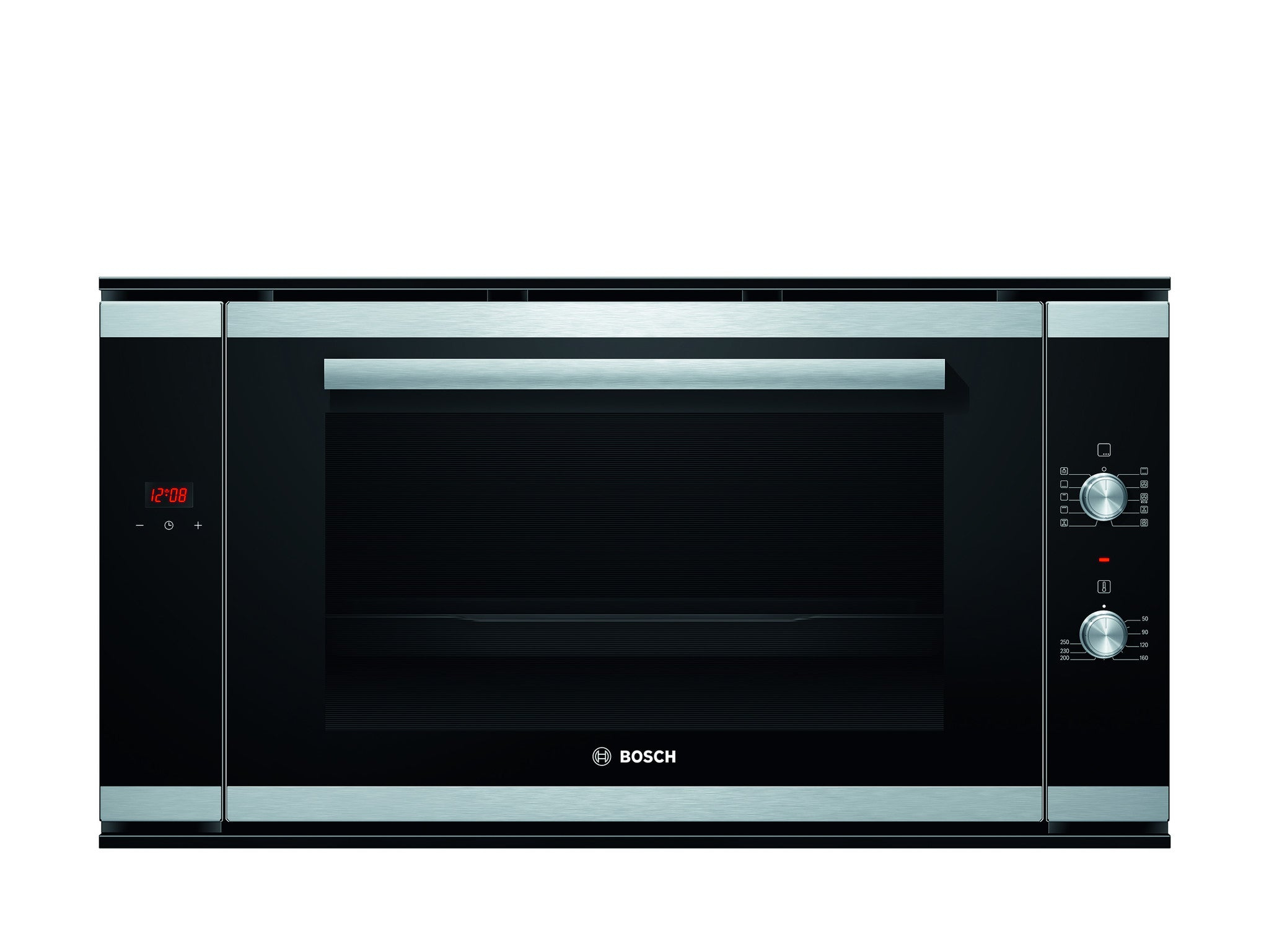 Bosch HVA531NS0 90cm Electric Single Oven Stainless Steel
