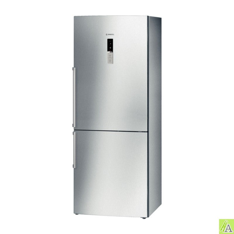Bosch KGN46AI11Z Freestanding Combination Fridge Freezer Inox Easyclean