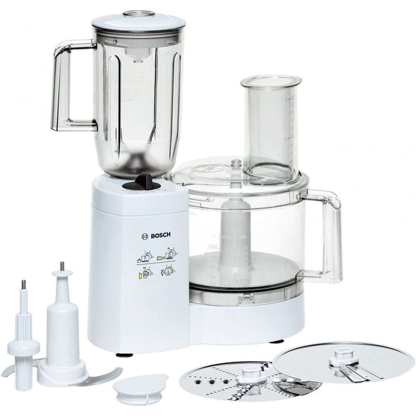 Bosch MCM2150 Food Processor White