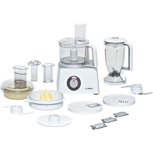 Bosch MCM4200 Food Processor White / Silver