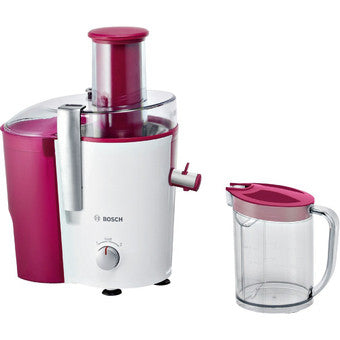 Bosch MES25C0 Juicer White / Cherry Cassis