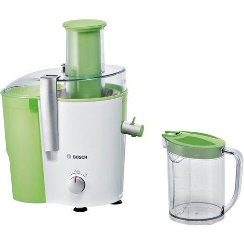 Bosch MES25G0 Juicer White / Apple Green