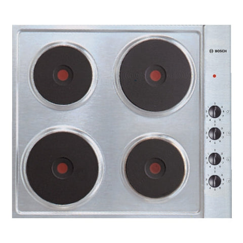 Bosch NCT615C01 Electric Hob Stainless Steel