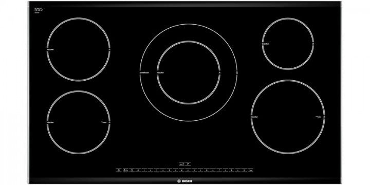 Bosch PIK975N24E 90cm Sensor Plus Induction Hob Black Glass