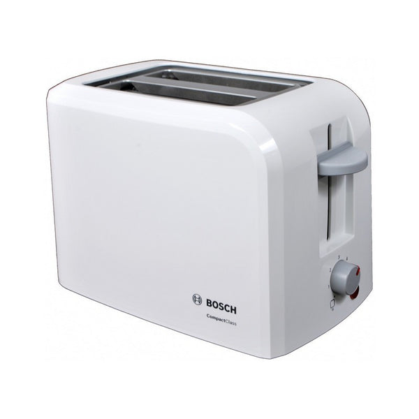 Bosch TAT3A011 Toaster White