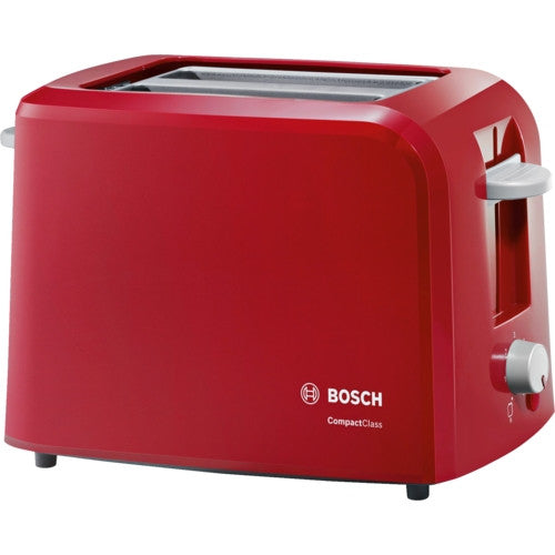 Bosch TAT3A014 Toaster Red