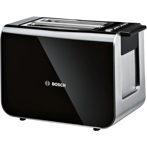 Bosch TAT8613 Toaster Black / Stainless Steel