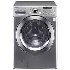LG F1255RDS27 17kg Washer 9kg Dryer Stainless Silver