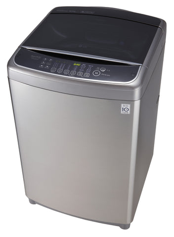 LG T1532AFPS5 15kg Premium Top Loader Dual Direct Drive Washing Machine Silver