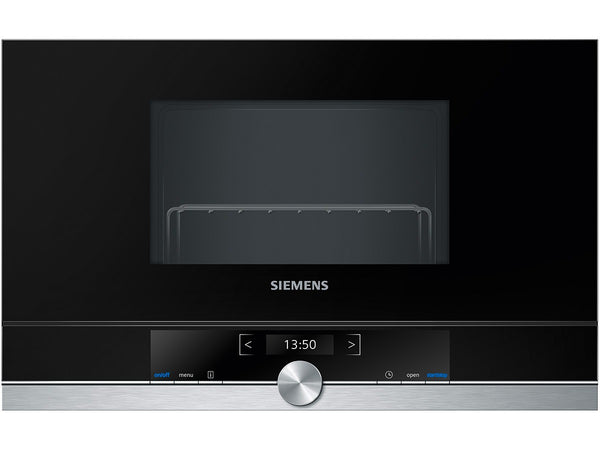 Siemens BE634RGS1 iQ700 Built in Microwave Stainless Steel