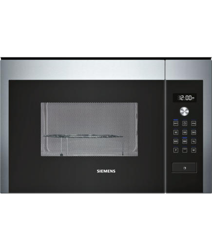 Siemens iQ500 HF24G564 Built in Compact Microwave Stainless Steel