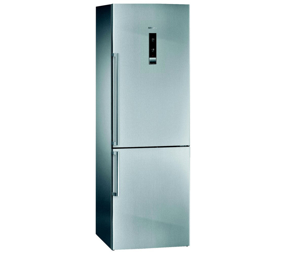 Siemens iQ500 KG36NAI32 Freestanding Combination Fridge Freezer Silver