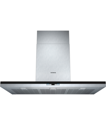 Siemens iQ500 LC91BE542 90cm Chimney Hood Stainless Steel