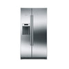 Siemens KA90DVI30 American Style Fridge Freezers With Ice & Water Stainless Steel