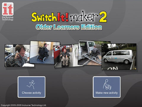 Switch it maker – Jongeren