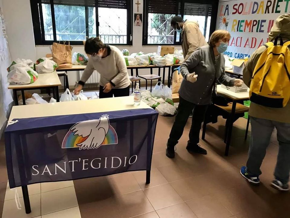 Charity Spotlight - Sant'Egidio