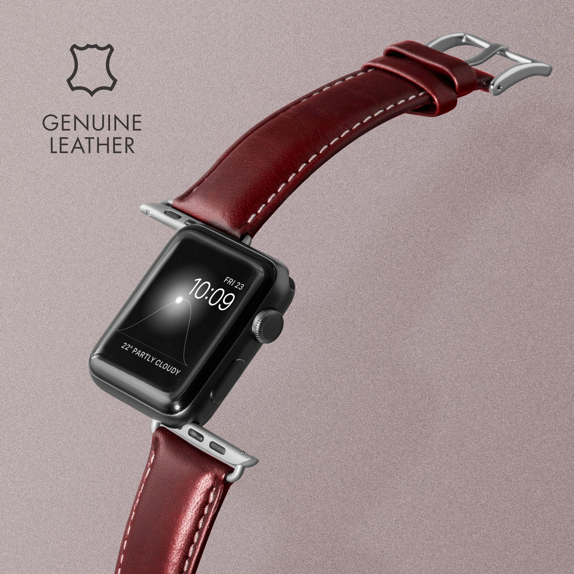 LAUT Oxford Watch Strap for Apple Watch