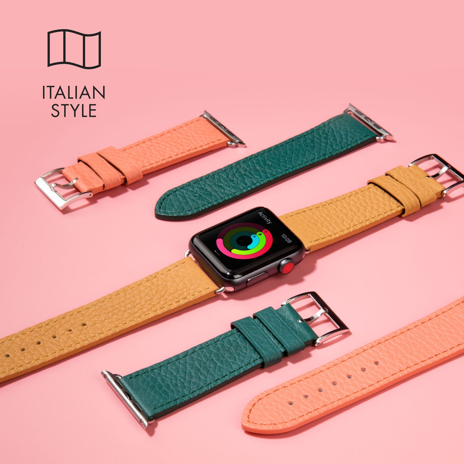 LAUT Milano Watch Strap for Apple Watch