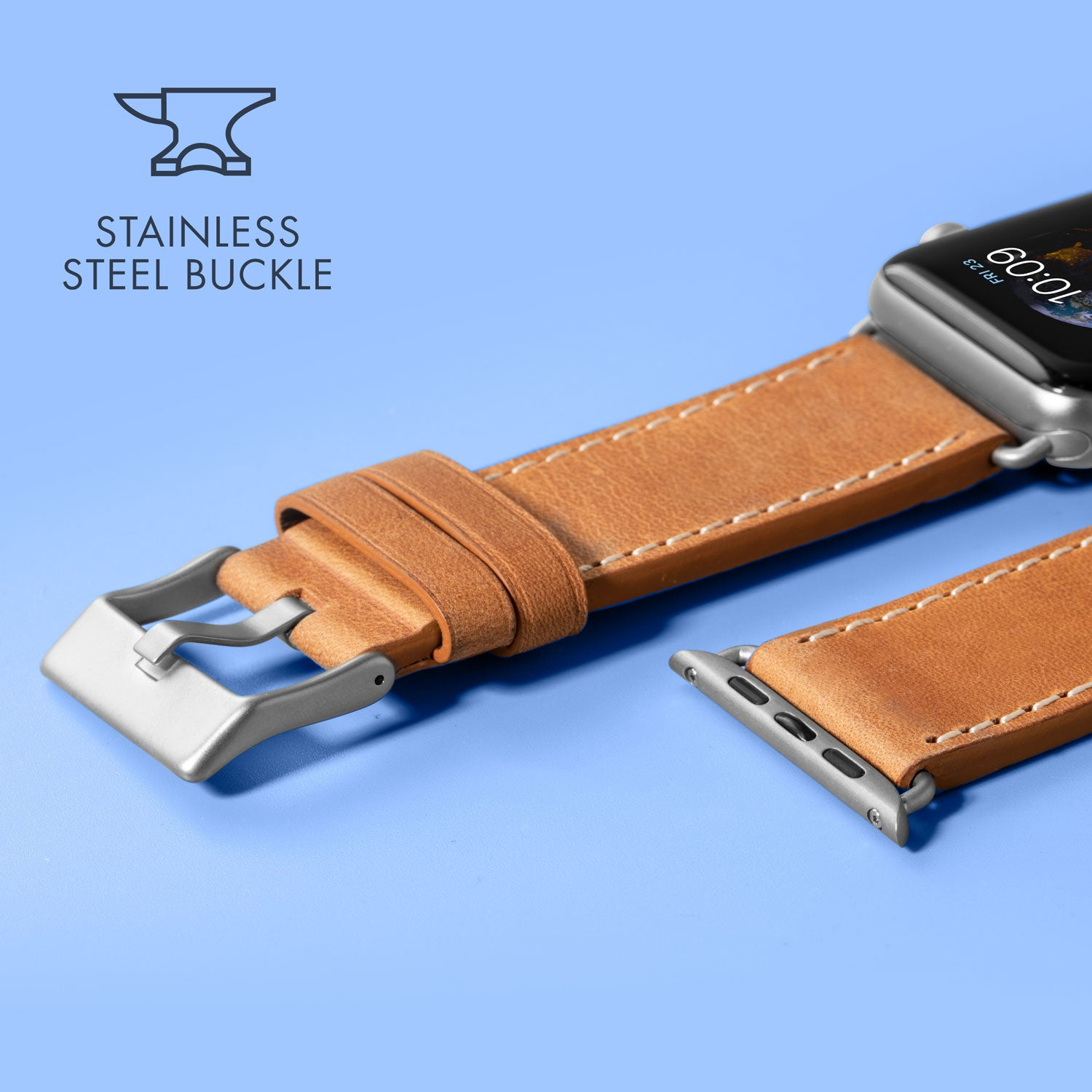 LAUT Safari Watch Strap for Apple Watch