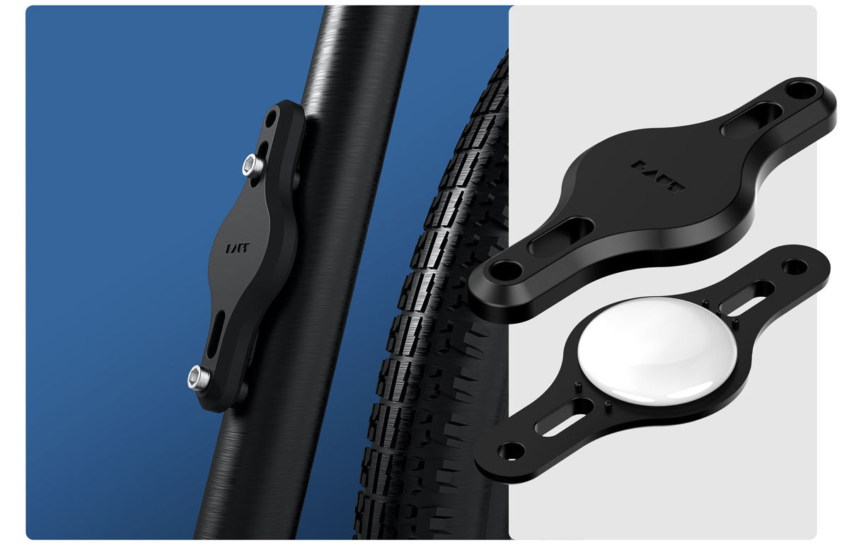 LAUT - BIKE TAG BOTTLE MOUNT case for AirTag