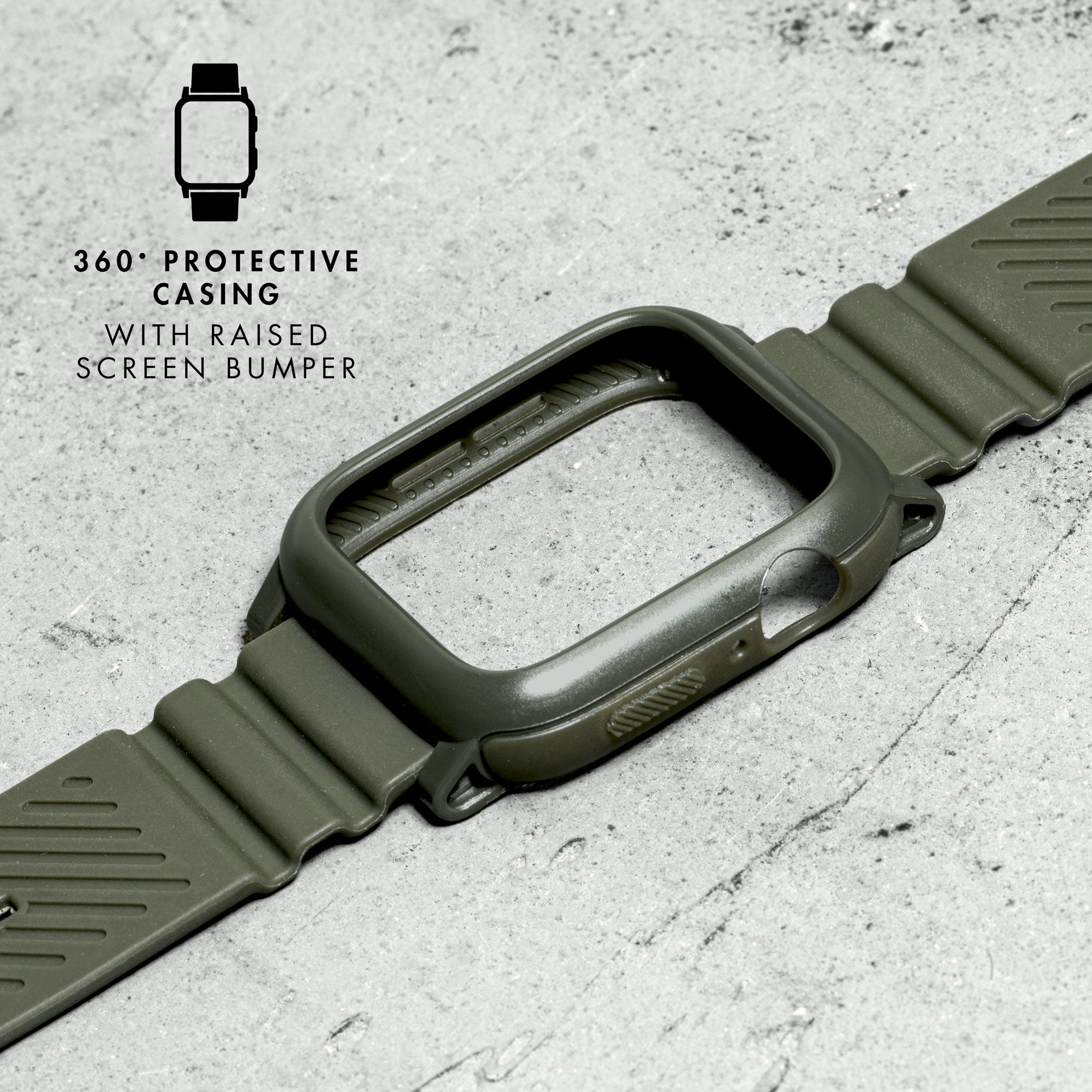 LAUT AW IMPKT Watch Strap for Apple Watch