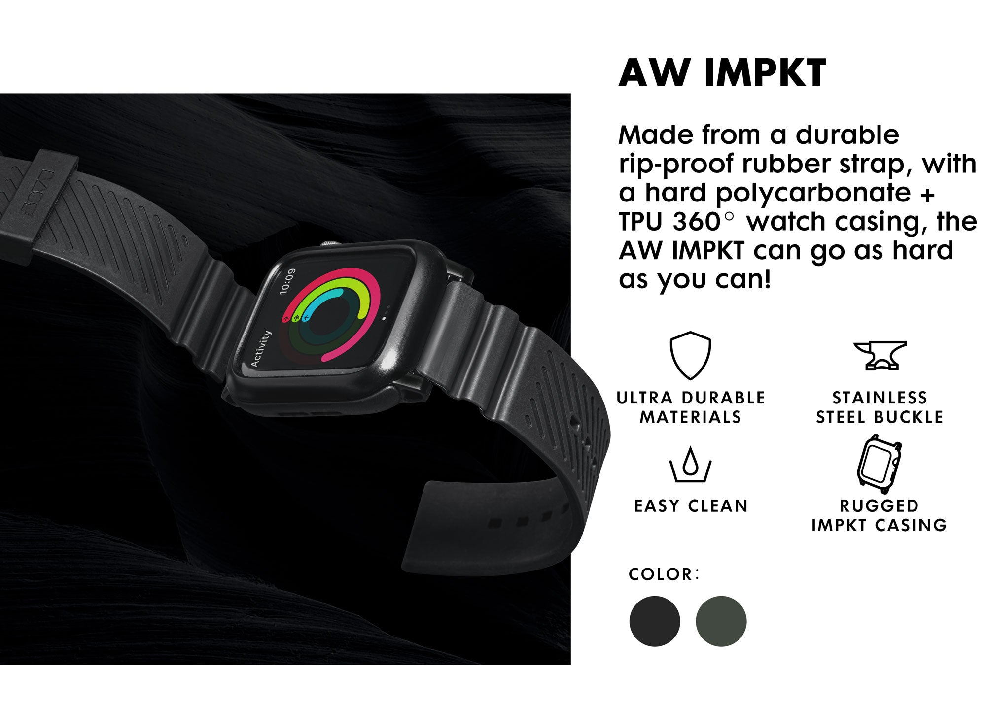 LAUT LINKS AW IMPKT for Apple Watch