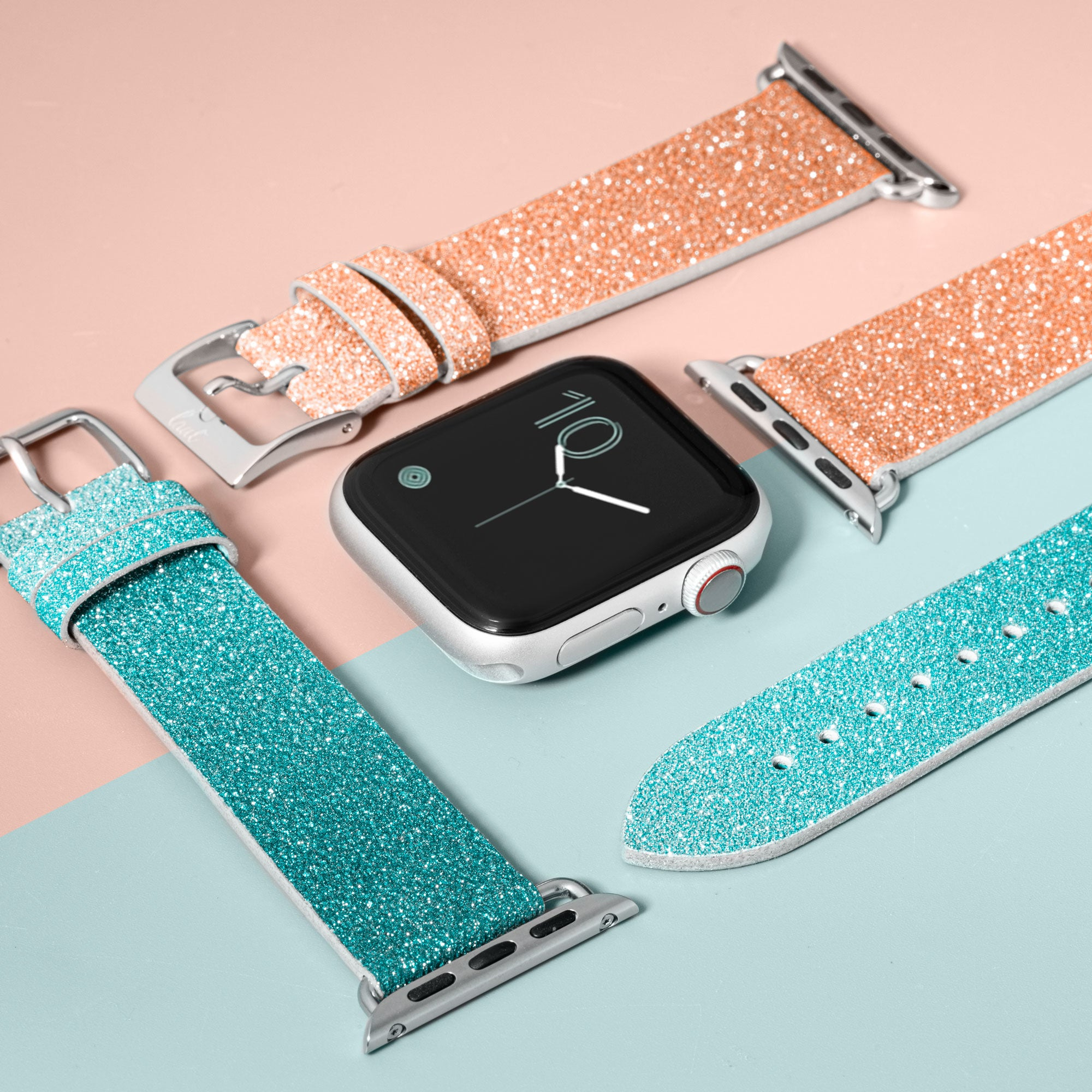 LAUT OMBRE SPARKLE Watch Strap for Apple Watch