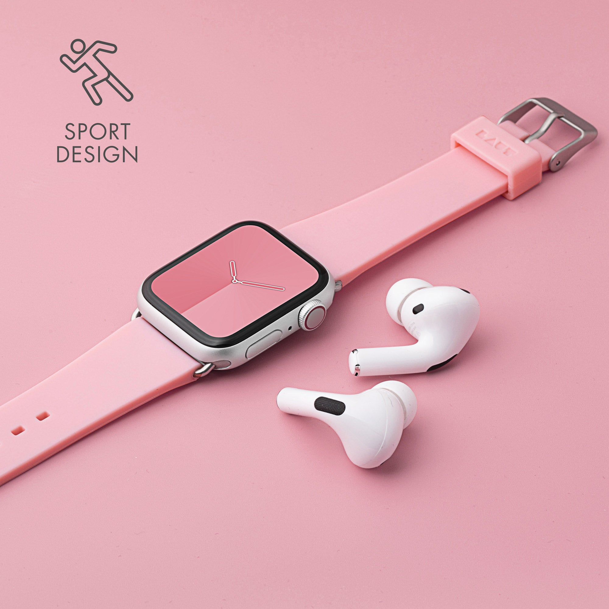 LAUT HUEX Pastel Watch Strap for Apple Watch