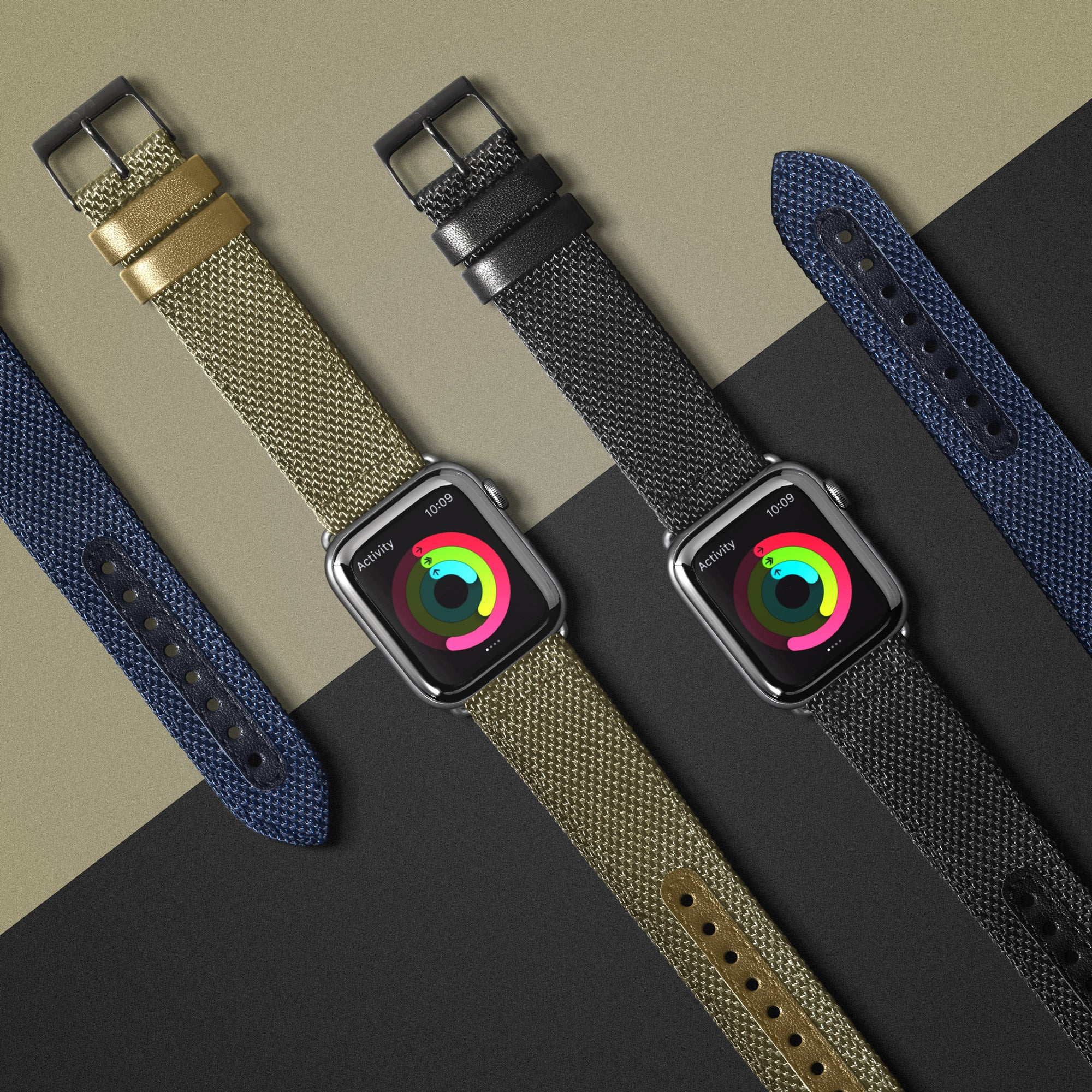 LAUT Tecnical 2.0 Watch Strap for Apple Watch