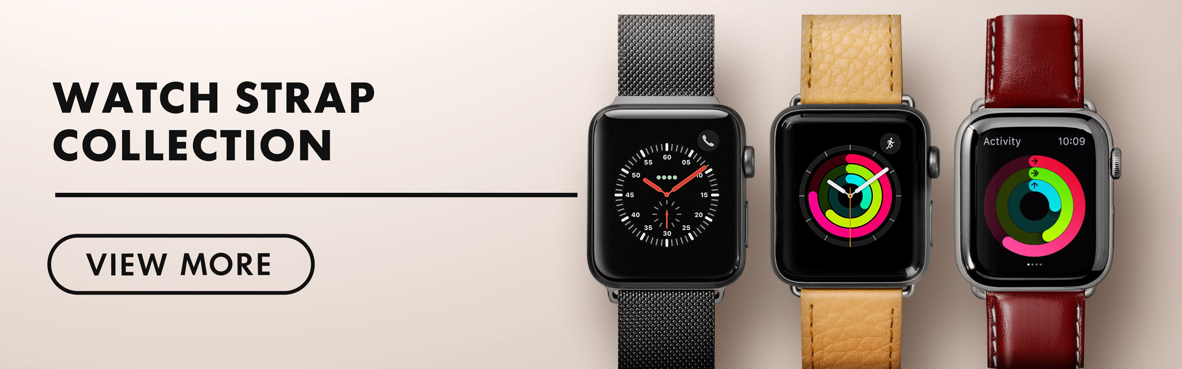 LAUT Apple Watch Strap Collection