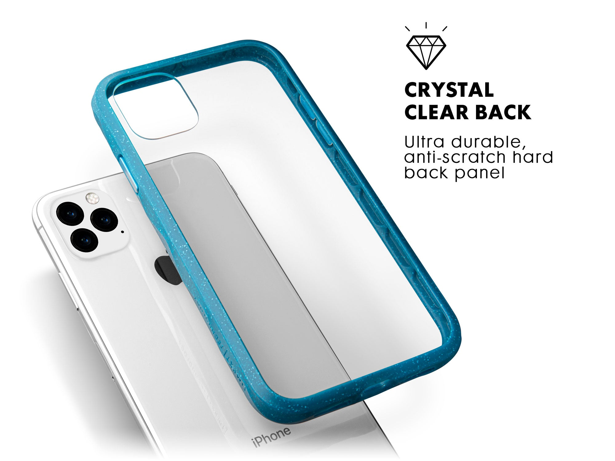 LAUT CRYSTAL MATTER for iPhone 11 | iPhone 11 Pro | iPhone 11 Pro Max