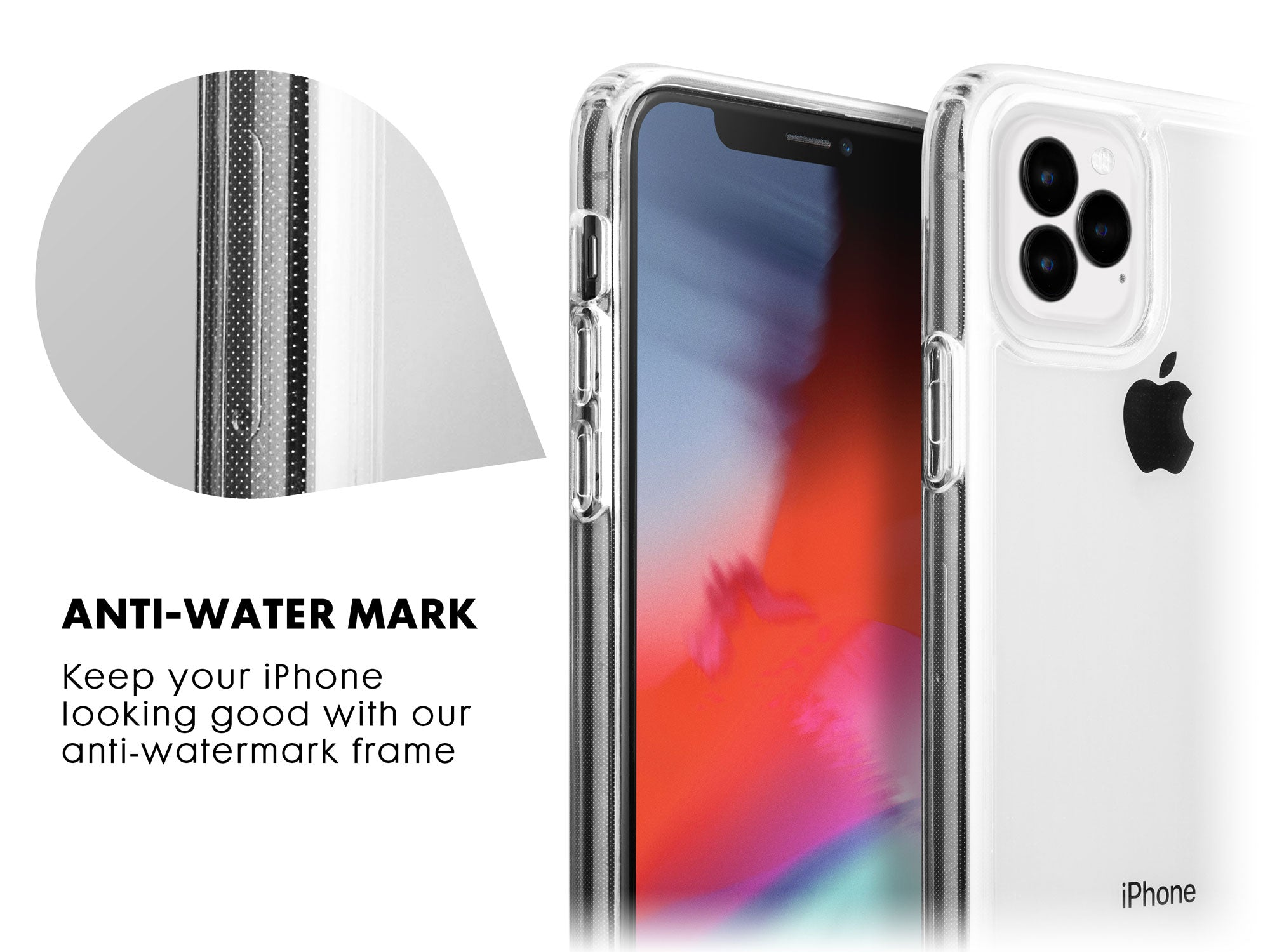 CRYSTAL-X for iPhone 11 | iPhone 11 Pro | iPhone 11 Pro Max