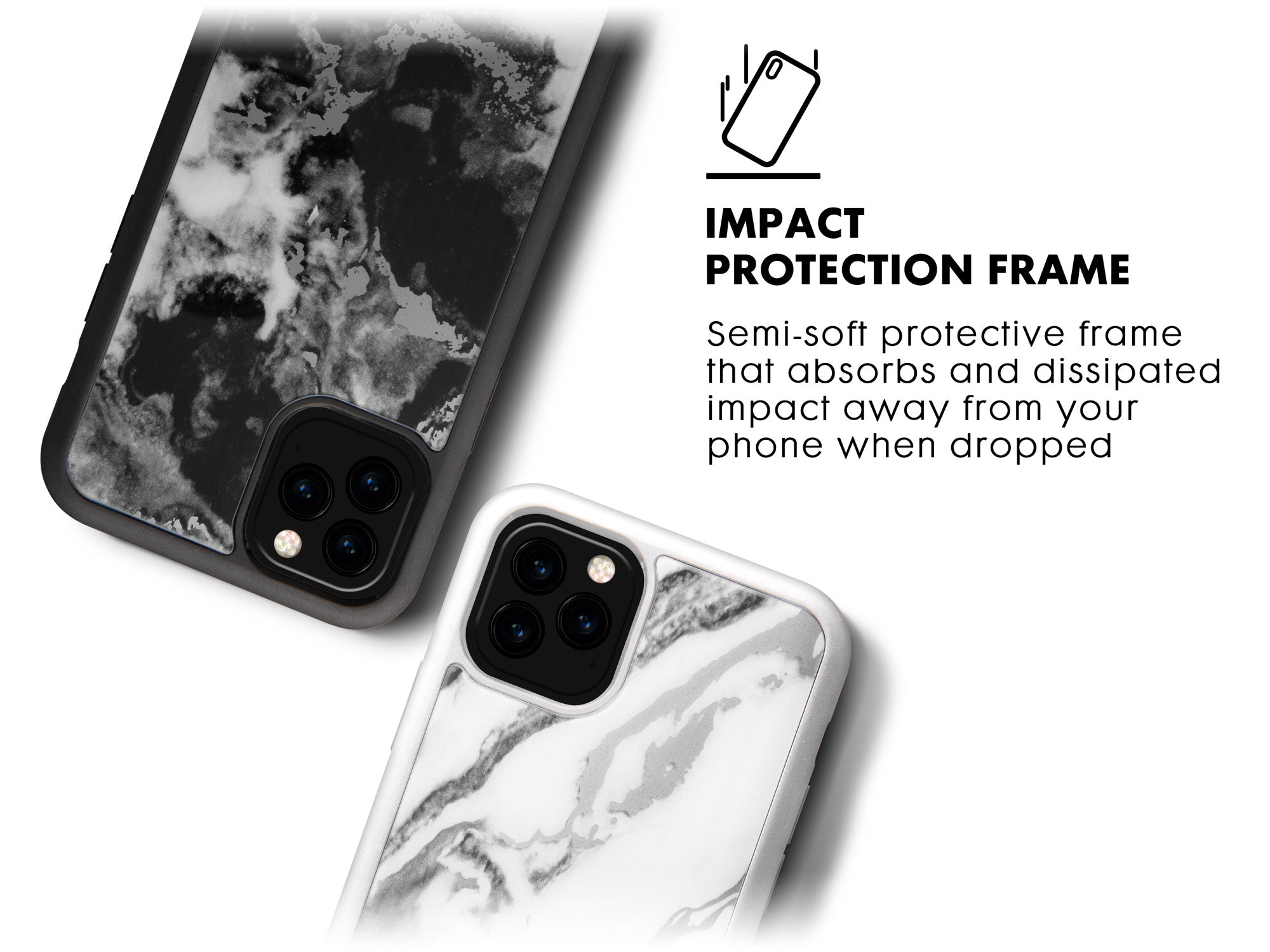 LAUT MINERAL GLASS for iPhone 11 | iPhone 11 Pro | iPhone 11 Pro Max