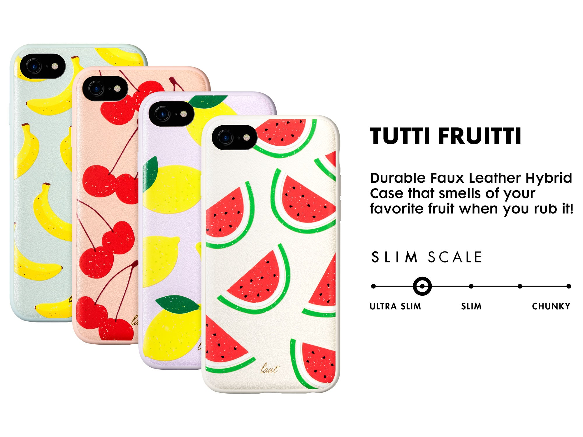 LAUT - TUTTI FRUTTI for iPhone SE 2020