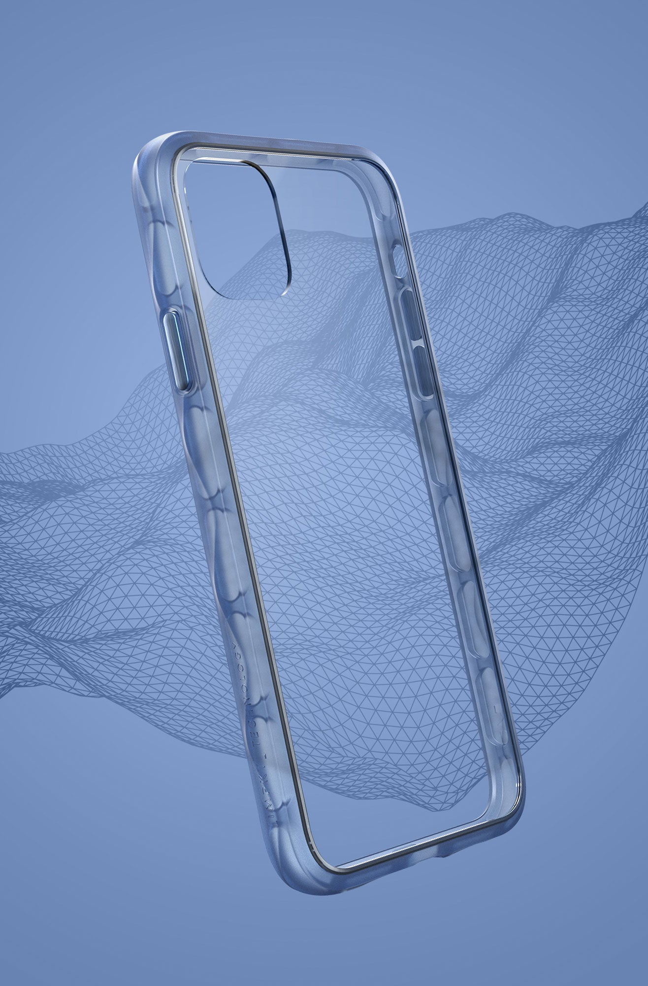 LAUT - CRYSTAL MATTER (IMPKT) - TINTED SERIES case for iPhone 12 series - BUILT FOR PURPOSE