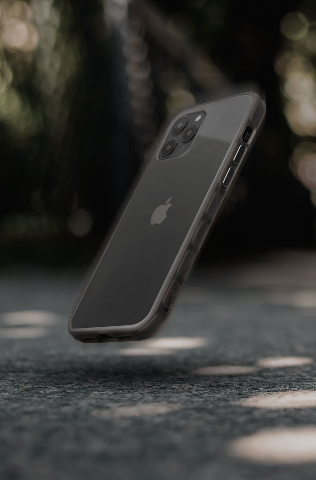 LAUT - CRYSTAL MATTER (IMPKT) - TINTED SERIES case for iPhone 12 series - 20ft./6m DROP TESTED