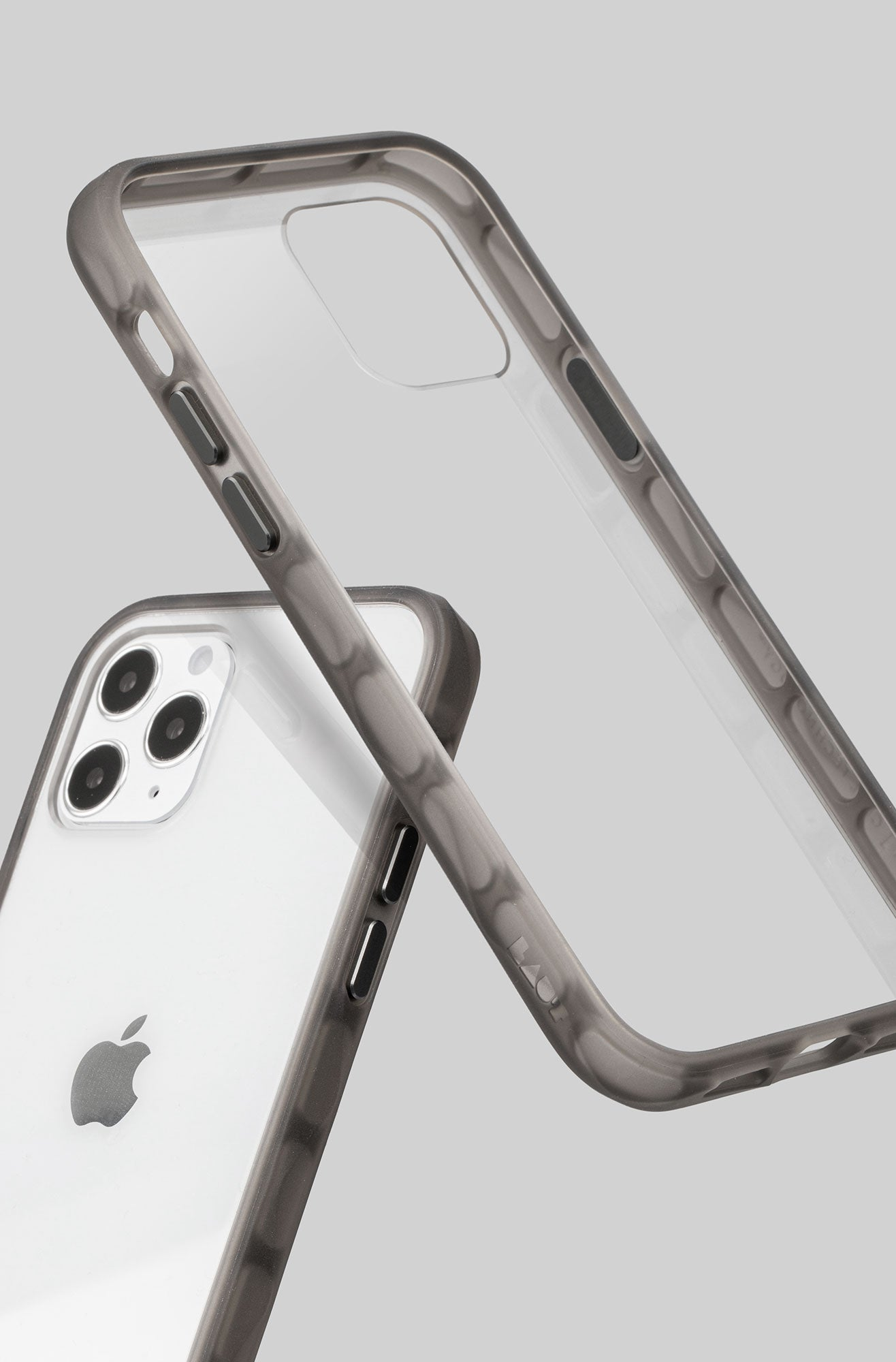 LAUT - CRYSTAL MATTER (IMPKT) - TINTED SERIES case for iPhone 12 series - IMPKT CELL TECHNOLOGY™