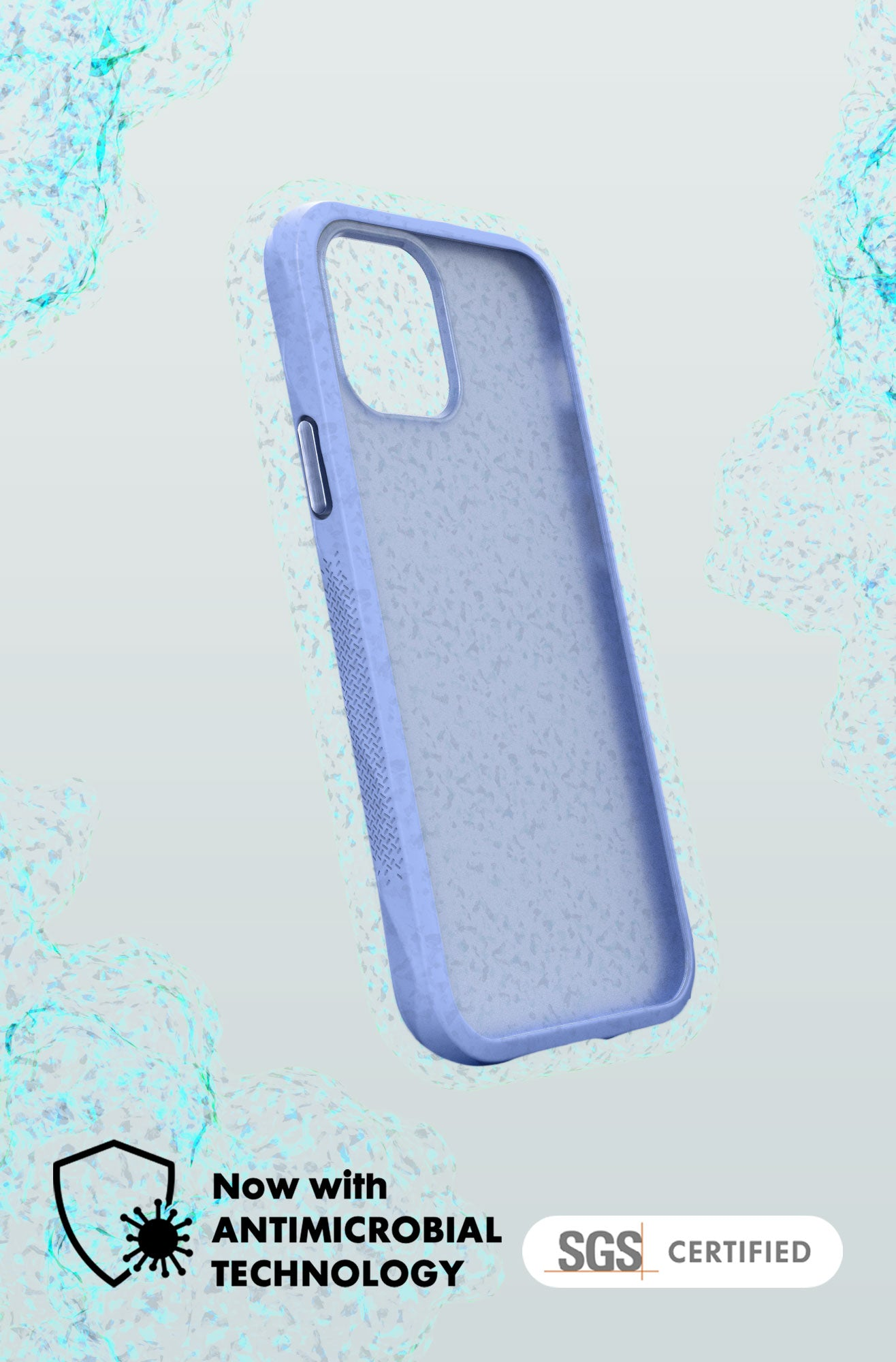 LAUT - CRYSTAL MATTER (IMPKT) 2.0 case for iPhone 12 series
