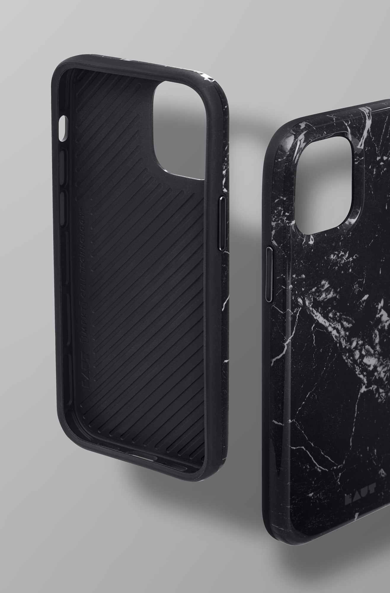 LAUT - HUEX ELEMENTS case for iPhone 12 series