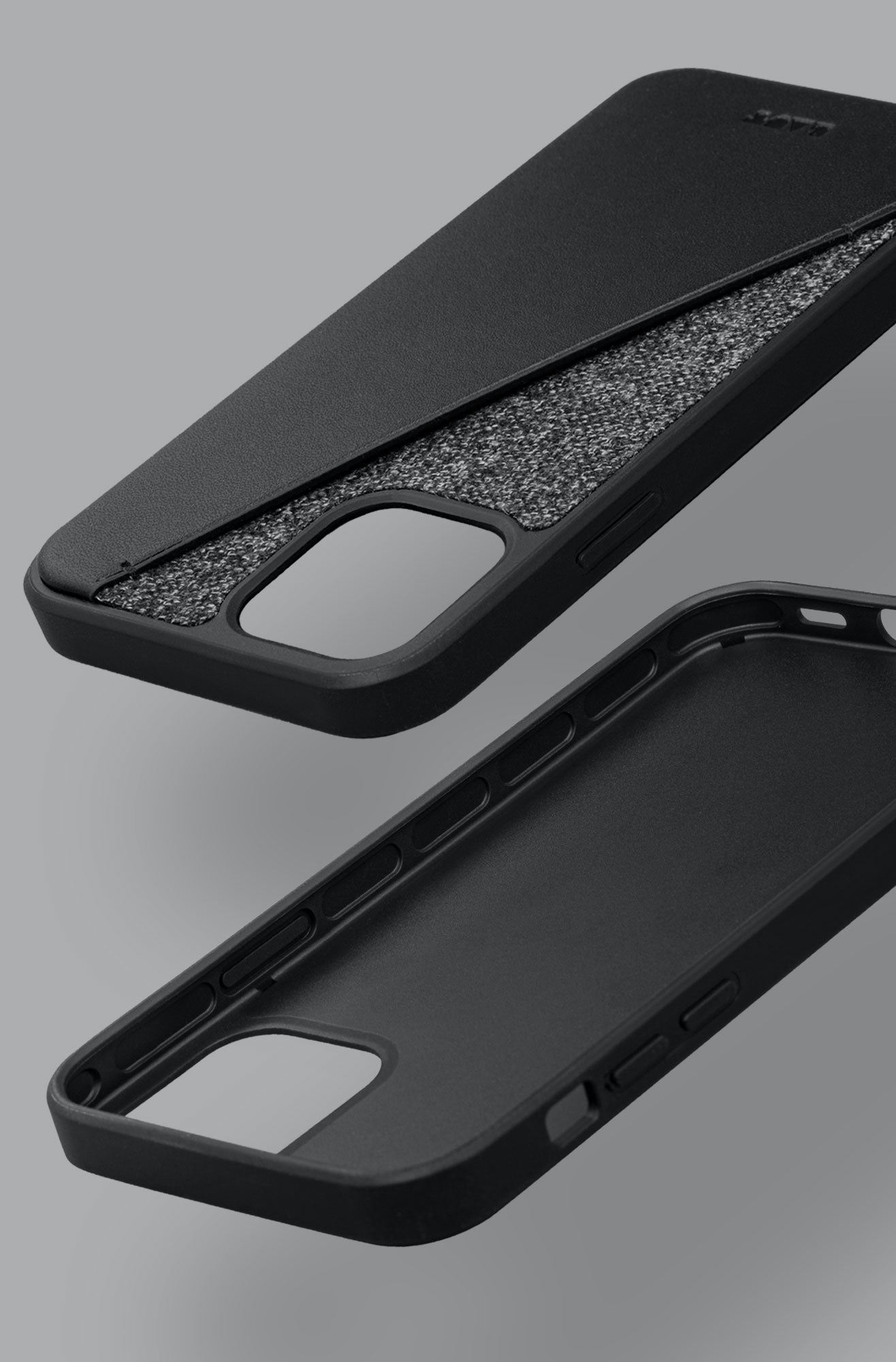 LAUT - INFLIGHT Card case for iPhone 12 series
