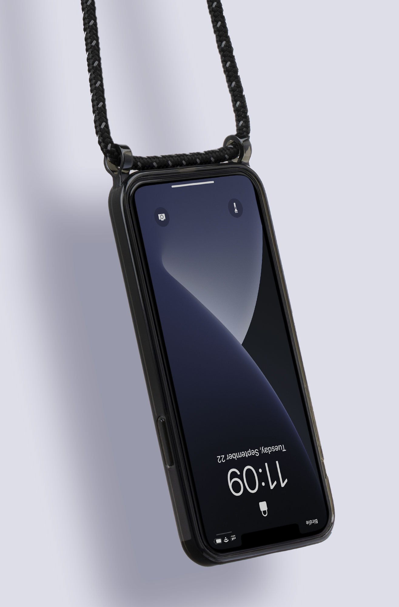 LAUT - CRYSTAL-X NECKLACE case for iPhone 12 series