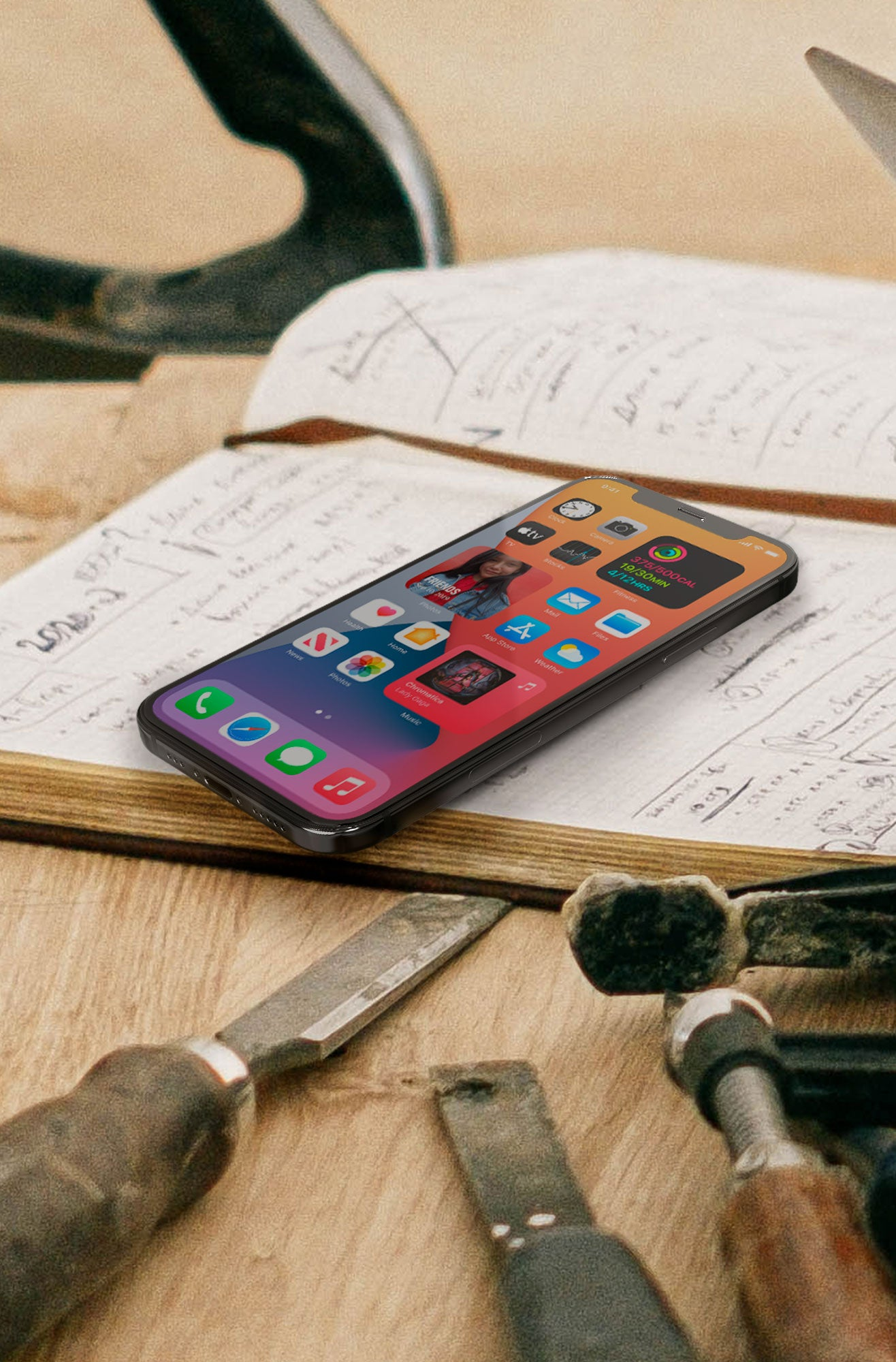 LAUT - PRIME GLASS Screen Protection for iPhone 12 series