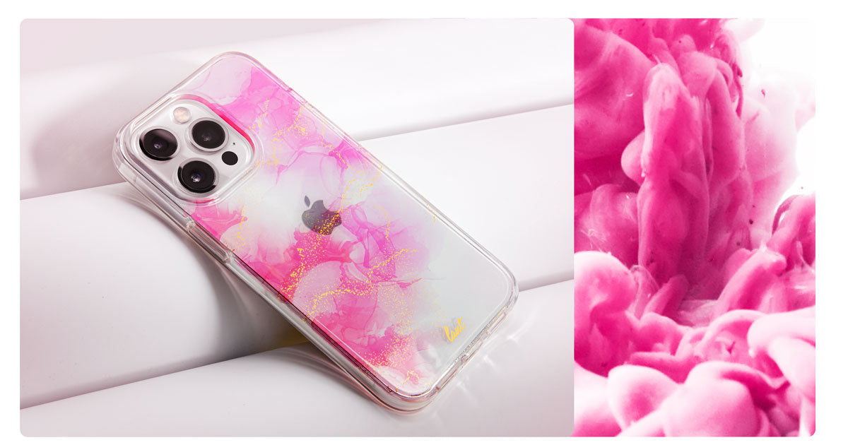 LAUT - CRYSTAL INK case for iPhone 13 Series