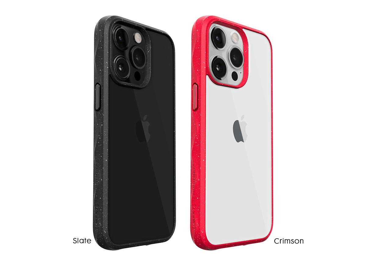 LAUT - CRYSTAL MATTER (IMPKT) case for iPhone 13 Series